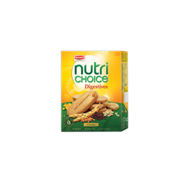 britannia Nutri Choice - 5 Grain Biscuits Healthy & Digestive Biscuits.